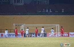 VIDEO: Ulsan Hyundai mở tỉ số vào lưới U23 Việt Nam trên chấm phạt đền