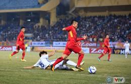 VIDEO: Tổng hợp diễn biến hiệp một U23 Việt Nam 0-2 Ulsan Hyundai