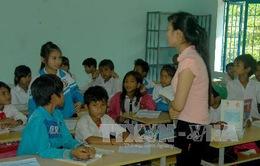 Quảng Ngãi thiếu trầm trọng giáo viên vùng cao trong năm học mới