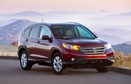 Honda thu hồi nhiều dòng xe tại Việt Nam do lỗi túi khí