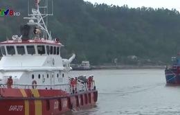Nghệ An cứu hộ thành công 19 thuyền viên gặp nạn trên biển