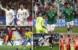 Kết quả bóng đá quốc tế tối 28, rạng sáng 29/3: Hà lan 1-2 Italia, Pháp 0-2 TBN