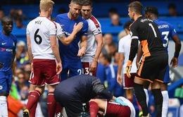 """Không phải đối thủ quá mạnh, đây mới là lý do nhà vô địch Chelsea """"ngã ngựa"""" trong trận ra quân"""
