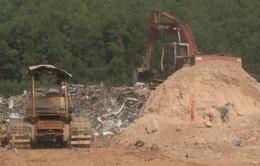 Công nghệ xử lý lạc hậu, nhiều bãi thu gom rác thải tại Quảng Nam gây ô nhiễm