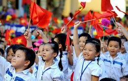Hơn 340 nghìn học sinh Quảng Nam tựu trường