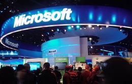 Đầu hàng trước smartphone, Microsoft tìm hy vọng với máy tính bảng