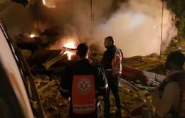 Israel: Nổ lớn ở thành phố Tel Aviv, nhiều người thương vong