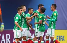 Kết quả FIFA U20 Thế giới 2017: U20 Mexico nhọc nhằn thắng 3-2 U20 Vanuatu