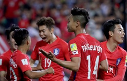 FIFA U20 Thế giới 2017, U20 Hàn Quốc 3-0 U20 Guinea: Chủ nhà thắng đậm trận ra quân