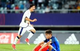 Kết quả vòng 1/8 FIFA U20 thế giới 2017: U20 Italia xuất sắc vượt qua U20 Pháp vào tứ kết