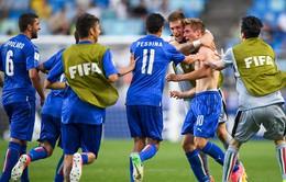 CHÍNH THỨC: Lịch thi đấu và trực tiếp bóng đá bán kết FIFA U20 thế giới 2017 trên VTV