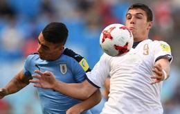 Tranh hạng 3 FIFA U20 Thế giới 2017: U20 Uruguay 0 - 0 U20 Italia* (Pen: 1-4): U20 Italia giành hạng 3 sau loạt luân lưu