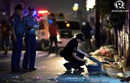 Philippines: Nổ tại Manila, ít nhất 11 người bị thương