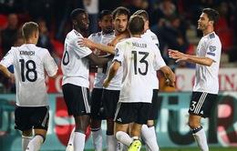 ĐT Đức trở thành đội bóng xuất sắc nhất thế giới năm 2017