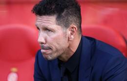 Atl Madrid đã có kế sách khi vắng Simeone ở chung kết Europa League