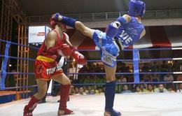 Bùi Yến Ly giành HCV Muay Thái