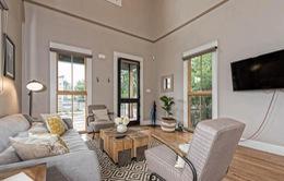 Ngắm không gian đầy mê hoặc trong căn nhà 65 m2