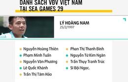 ĐT quần vợt Việt Nam lên đường tham dự SEA Games 29