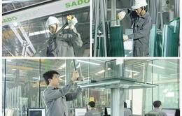 """Nhà máy kính triệu đô của SADO group: Chạm tay giấc mơ hàng công nghệ cao """"made in Vietnam""""?"""