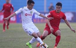 Lịch thi đấu & trực tiếp bóng đá vòng 14 giải VĐQG V.League 2017: Tâm điểm tại Mỹ Đình!