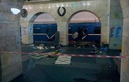 Nga: Các ga tàu điện ngầm hoạt động trở lại sau vụ đánh bom