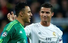 """Liverpool lăm le chiêu mộ thủ thành """"bị ruồng bỏ"""" của Real Madrid"""