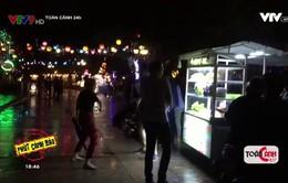 Quán bar bủa vây phố cổ Hội An
