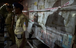 Israel ban bố cảnh báo đi lại tới Ấn Độ