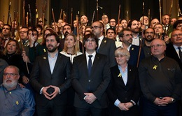 Đảng của cựu Thủ hiến Catalonia từ bỏ tuyên bố độc lập