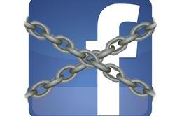 Mạng xã hội Facebook có thể bị chặn tại Thái Lan