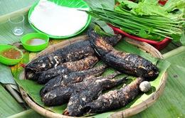 Cá lóc nướng trui - món ăn dân dã của người miền Tây