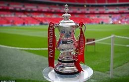 Kết quả bốc thăm bán kết cúp FA: Arsenal - Man City, Chelsea - Tottenham