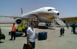 Sân bay quốc tế của Libya mở cửa trở lại sau 3 năm nội chiến