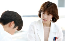 """Chán làm đả nữ, Ha Ji Won """"lột xác"""" với hình ảnh bác sĩ trong phim truyền hình mới"""