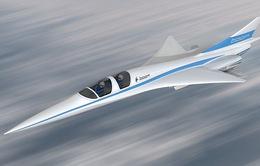 Máy bay siêu thanh XB-1: Kỷ nguyên mới cho việc di chuyển của con người?