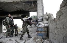 Quân đội Syria đẩy mạnh tấn công IS ở Đông Aleppo