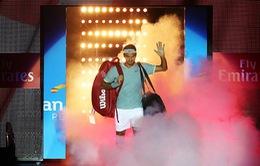Roger Federer thi đấu ấn tượng trong ngày trở lại
