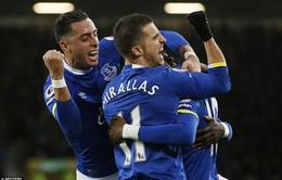 Everton 3-0 Southampton: Chiến thắng ngoạn mục