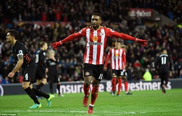 Hòa thất vọng Sunderland, Liverpool bỏ lỡ cơ hội bám đuổi Chelsea