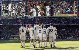 Real Madrid 5-0 Granada: Ronaldo, Isco giúp Real cân bằng kỷ lục của Barca!