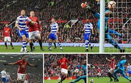 Man Utd 4-0 Reading: Rooney lập công, Rashford chói sáng