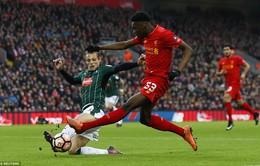 Vòng 3 FA CUp, Liverpool 0-0 Plymouth: Ấn tượng đội bóng hạng Ba