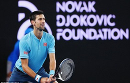 Djokovic hứng khởi trước thềm Australia mở rộng 2017