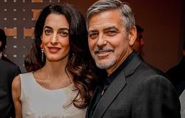 Vợ George Clooney mang thai đôi 1 trai 1 gái