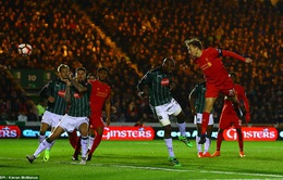 Plymouth Argyle 0-1 Liverpool: Giải cơn khát kéo dài...200 trận
