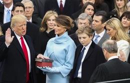Toàn cảnh lễ nhậm chức của Tổng thống Mỹ thứ 45 Donald Trump