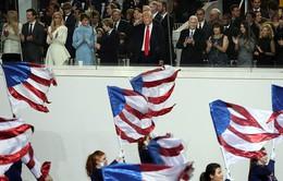Hình ảnh đáng nhớ trong lễ tuyên thệ nhậm chức của Tổng thống Mỹ Donald Trump