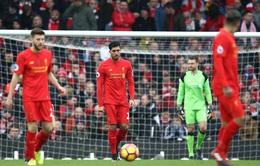 Vòng 22 giải Ngoại hạng Anh: Liverpool vấp ngã ngay trên sân nhà