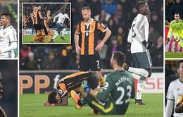 Pogba đưa Man Utd vào chung kết League Cup