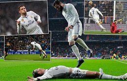 Real Madrid 3 - 0 Real Sociedad: Ronaldo ghi bàn, Real thắng thuyết phục và vượt mặt Barca